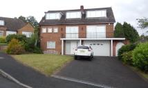 Detached house in Heath Hill Road...