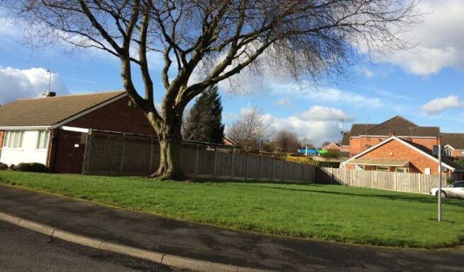 Land for sale in Fair Isle Drive, Nuneaton, CV10 7LJ, CV10