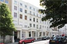Studio apartment in Leinster Gardens, London...
