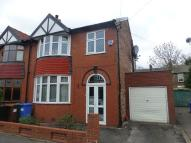 3 bedroom semi detached home in Newboult Road, Cheadle
