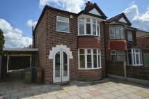 3 bedroom semi detached house to rent in Wilcott Road, Gatley