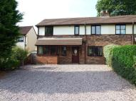 semi detached home to rent in Woodlands Crescent...