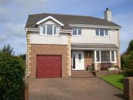 4 bedroom Detached property for sale in Ffordd Penmynydd...