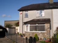 semi detached house for sale in Penlon Gardens, Bangor...