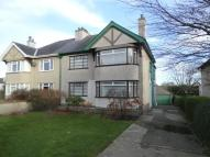 4 bed semi detached property in Llangefni, LL77