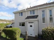 semi detached home for sale in Maes Coetmor, Bethesda...