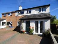 4 bedroom semi detached house for sale in Penrhosgarnedd Bangor...