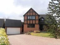 4 bed Detached house to rent in Kirkstead Close, Oakwood...