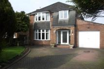 Detached house to rent in Hopwood Close, Bury