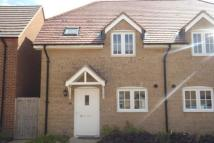 2 bed semi detached home to rent in Priors Hall Park