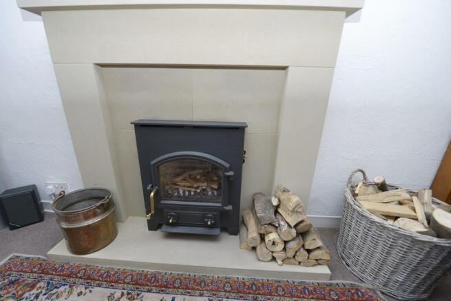 Sitting Room Fire