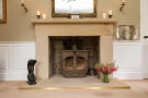 Fireplace - Sitti...