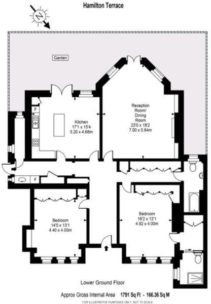 Flat 5 Floor Plan.jp