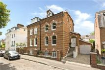 semi detached house in Matham Road...