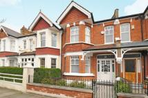 4 bed Terraced house for sale in Braemar Avenue, London...