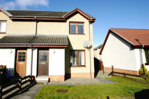 semi detached property for sale in Alltan Place, Culloden...