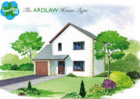 3 bed Detached property for sale in Ardlaw House Design...