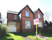 3 bed semi detached house in Castle Road...