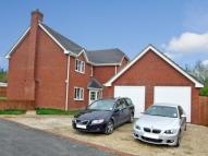4 bed Detached home for sale in Pant-y-Dwr, Rhayader...