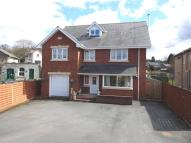 Detached home in Hay Road, Builth Wells...