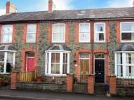 Terraced home for sale in Park Road, Builth Wells...