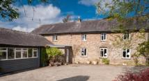 Detached home for sale in Maesmynis, Builth Wells...
