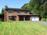4 bed Detached home in Highbury Close, Llanyre...