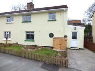 semi detached property for sale in Llawrllan, Rhayader...