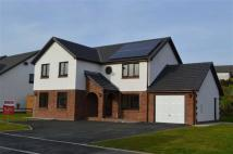 4 bed Detached house for sale in Plot E, Bryn Eglur...