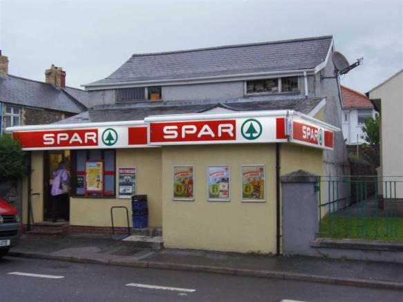 shop for sale in the spar store penparcau road penparcau