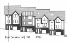 new development in Plots 15-21 Bryn Ardwyn...