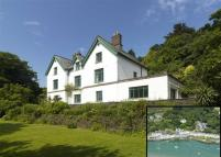 8 bedroom Detached house in Plas Y Coed, Aberdyfi...