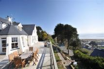 Detached house in Rockcliffe, Aberdovey...