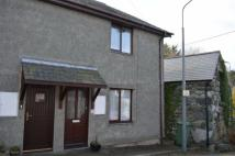 2 bed End of Terrace property for sale in 3, Mill Lane, Llwyngwril...