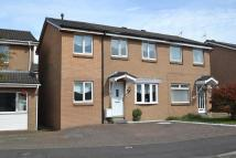 semi detached house in Balgray Way, Irvine