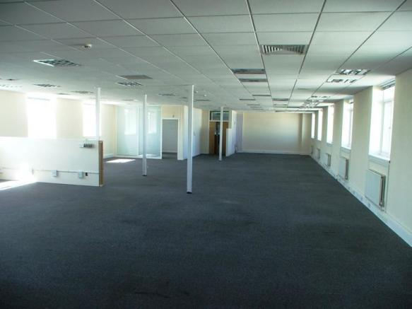 Open-plan offices