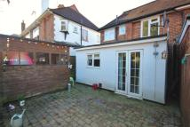 semi detached house for sale in St Leonards Road, Epsom...