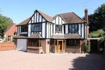 Detached house in Fir Tree Road, Epsom...