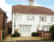 2 bedroom semi detached house in Manor Green Road, Epsom...