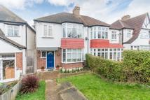 3 bedroom semi detached home for sale in Stanford Road, Norbury...