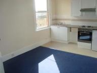Studio flat in Brigstock Road...