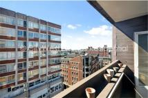 Flat in Dufours Place, Soho W1F