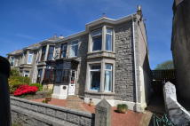 semi detached property for sale in Albany Road, Redruth...