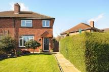 3 bed semi detached home for sale in Stanhope Avenue...