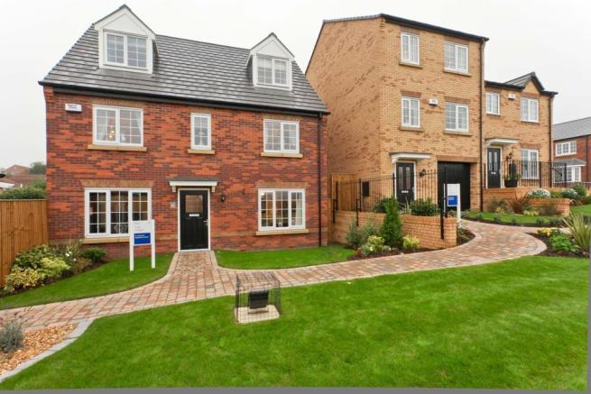 The Wickets New Homes Development By Taylor Wimpey