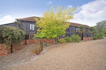 Barn Conversion in PARK FARM TO LET