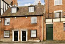 Cottage for sale in King Stable Street, Eton...