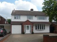 4 bed house in Park View Road...
