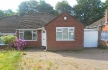 3 bedroom Bungalow to rent in Hillmorton Road...