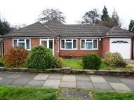 Bungalow to rent in Newton Close, Great Barr...